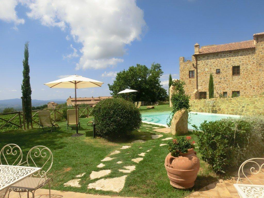 Urlauben im Castel Brunello
