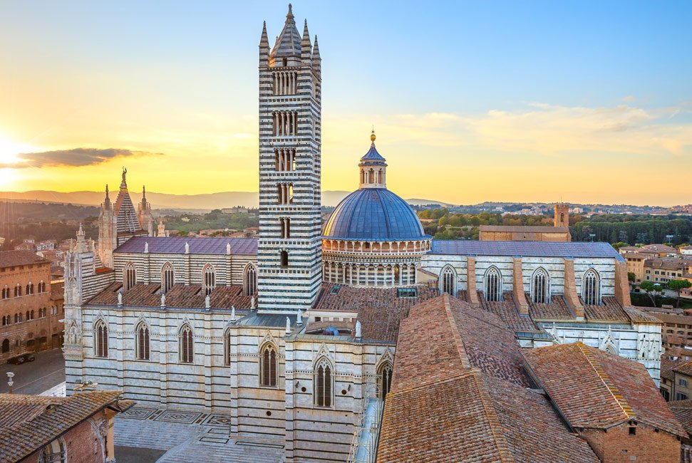 The Province of Siena - The primal side of Tuscany