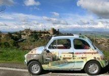 Castel Brunello, Tuscany_Shuttle